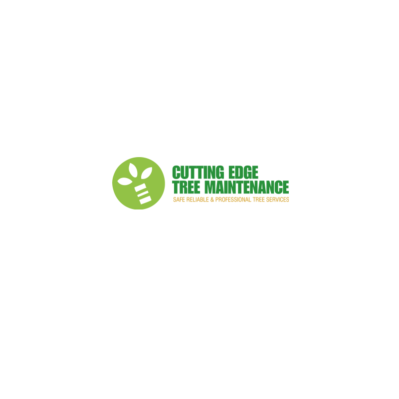 Who Is Cutting Edge Tree Maintenance Logo